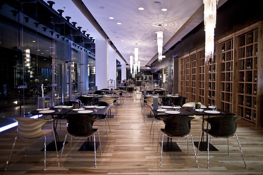 Wnętrze restauracji Concept 13, fot. Agata Grzybowska / AG