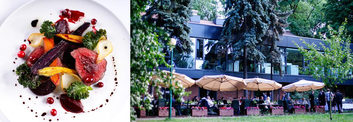 Restauracja Zielony Niedźwiedź, fot. dzięki uprzejmości restauracji