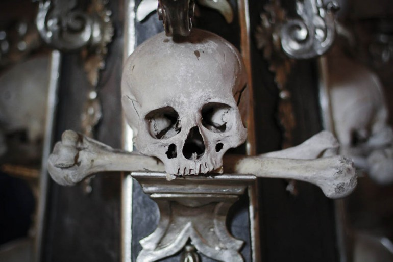 Skull Chapel, Kutna Hora, Czech Republic, photo: Waldemar Sosnowski / Forum