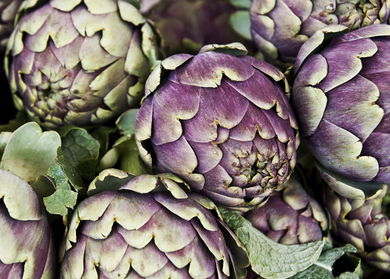 Artichokes; photo: Marcin Kielbiewski/East News