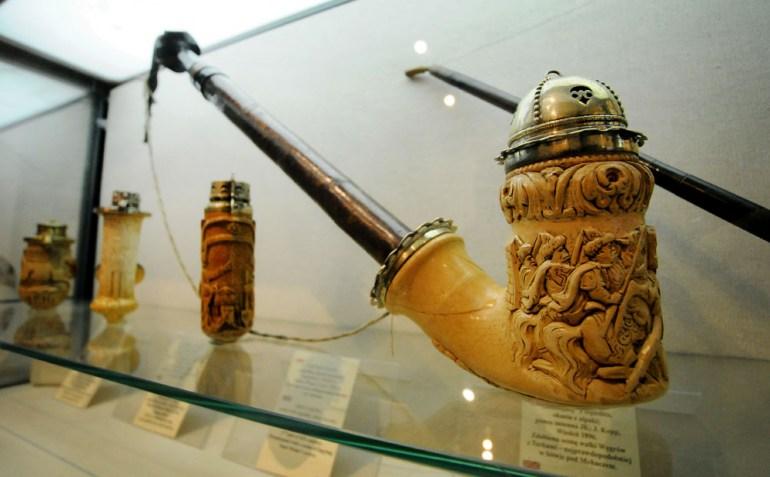 A highlander's pipe, photo: SOLSKI ŁUKASZ / FOTORZEPA/ Forum