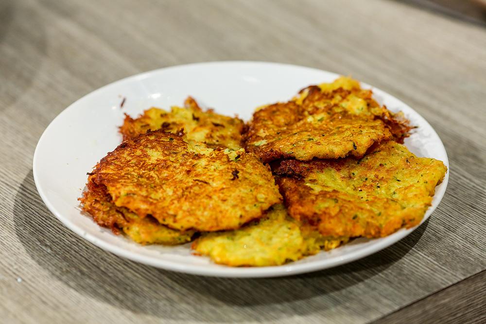 Potato pancakes, photo: Krzysztof Kuczyk/Forum