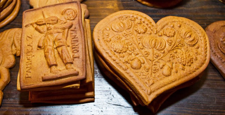 Piernik – the Polish gingerbread specialty from beautiful Toruń, photo: TRAVELPHOTO / Forum