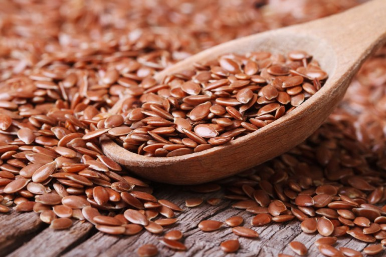 ​Flax seeds, photo: East News