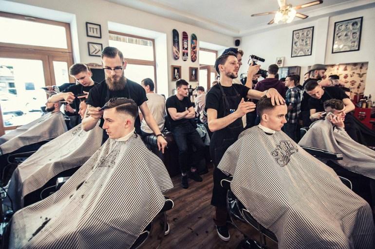 Krakow's most famous men's grooming salon by far is Butter Cut, fot. dzięki uprzejmości www.buttercut.pl