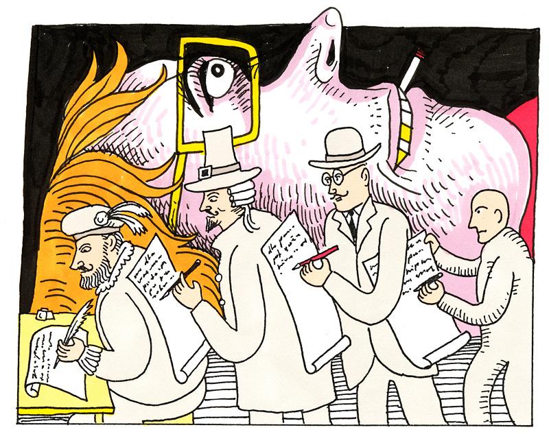 Illustration by Bartosz Mucha/Forum