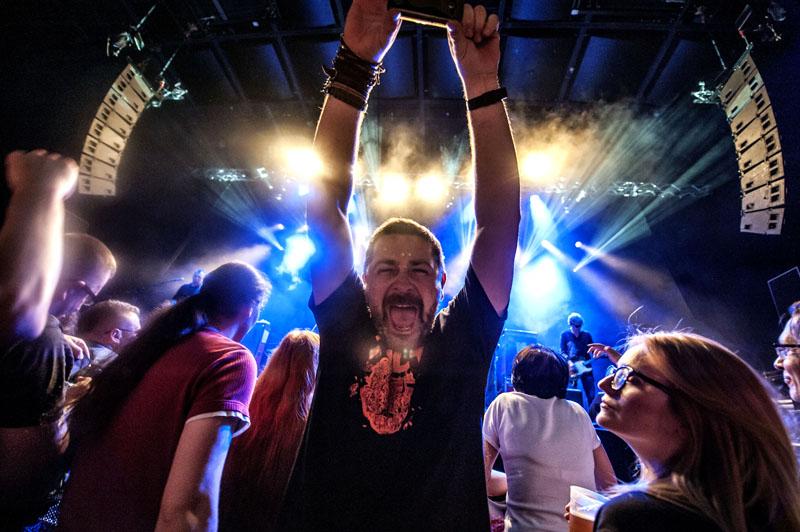 Koncert zespolu KULT, fot. Sebastian Kocon/Forum