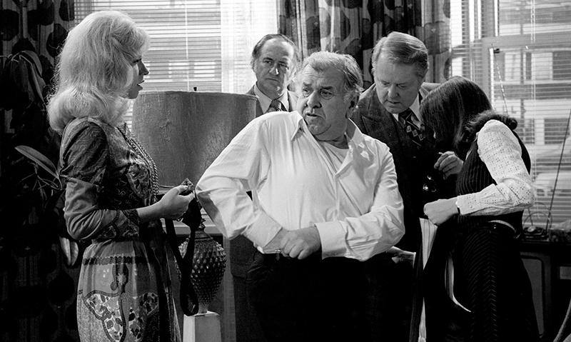 A still from the movie, 'Kochaj albo rzuć', 1977, dir. by: Sylwester Chęciński, photo: Polfilm / East News