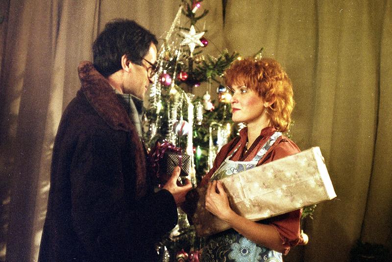 A still from the movie 'Głód serca', dir. by: Roman Załuski, 1988, photo: Polfilmu / East News