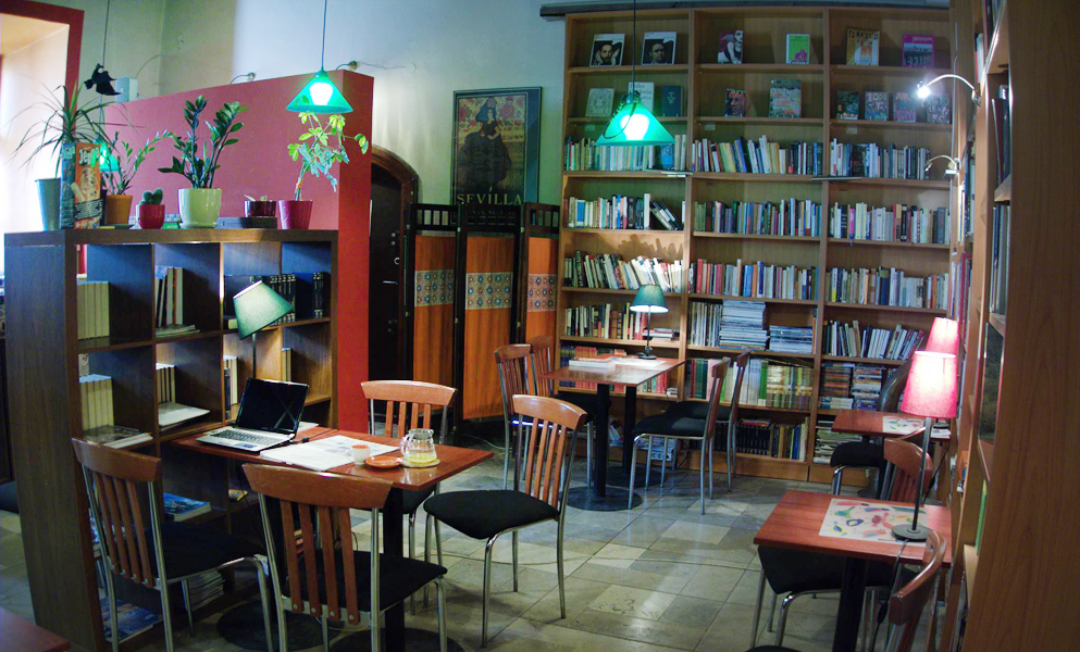 Bo-no-bo, Kraków, photo: courtesy of the bookstore
