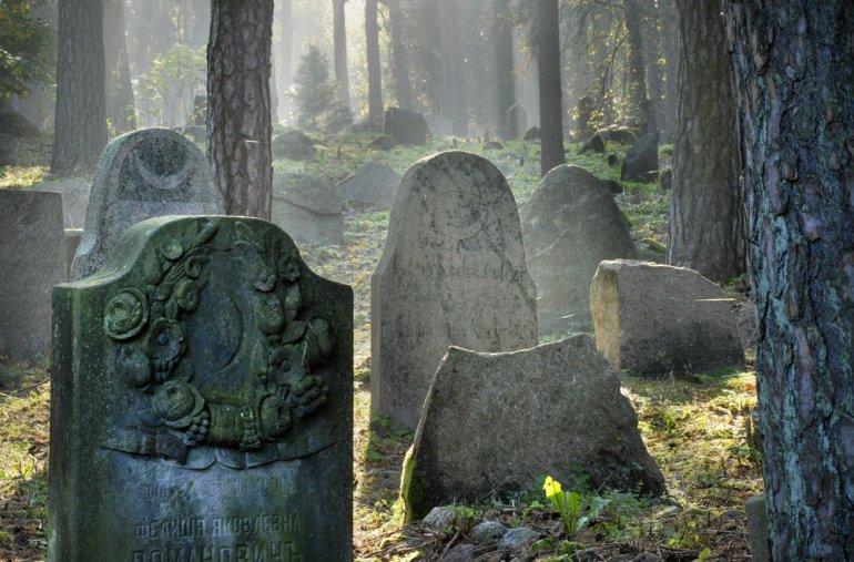 Cmentarz polskich Tatarów, fot.  Andrzej Sidor/ Forum