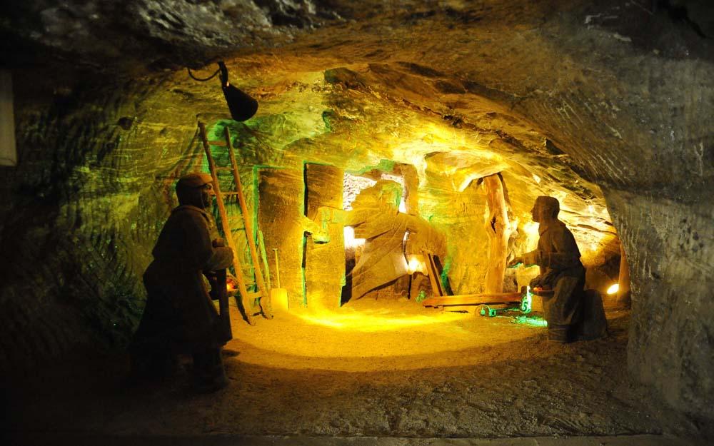 Wieliczka Salt Mine, photo: Szymon Łaszewski / Forum