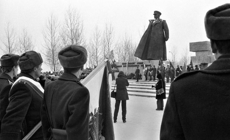 Unveiling Of The Monument Of Marshall Ivan Konev Nd Anniverary Of The Liberation Of Krakow   Photo Romuald Broniarek Forum