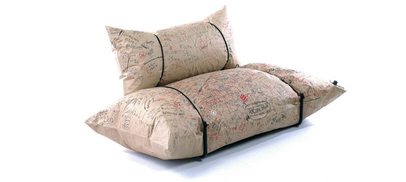 """Malafor, """"Blow Sofa"""", fot. materiały prasowe projektantów"""