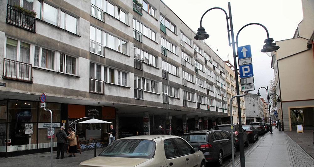 Nożownicza Street in Wrocław, photo: Mieczysław Michalak/Forum