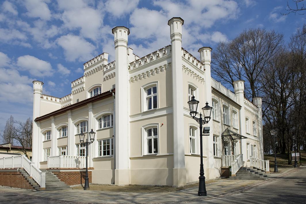 Pałacyk BWA Tarnow, fot. Grzegorz Powroźnik