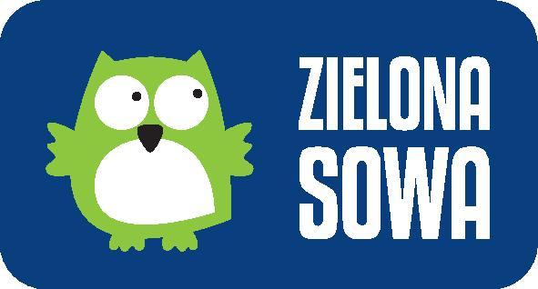 Logo Wydawnictwa Zielona Sowa, źródło: materiały promocyjne