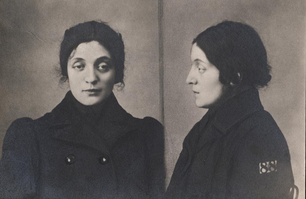 Aleksandra Piłsudska, before 1918, photo: from the archives of the Józef Piłsudski Museum in Sulejówek