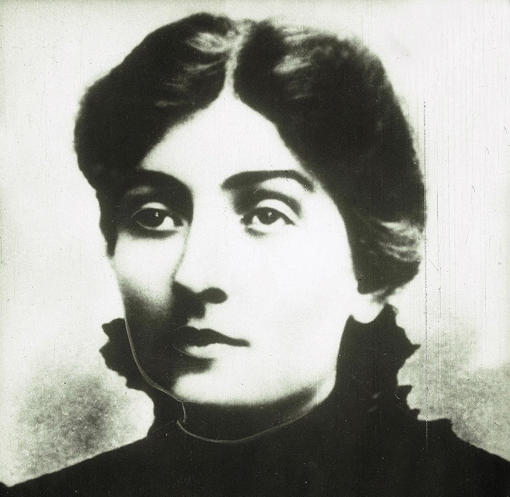 Stefania Sempołowska, 1905, fot. Piotr Mecik/Forum