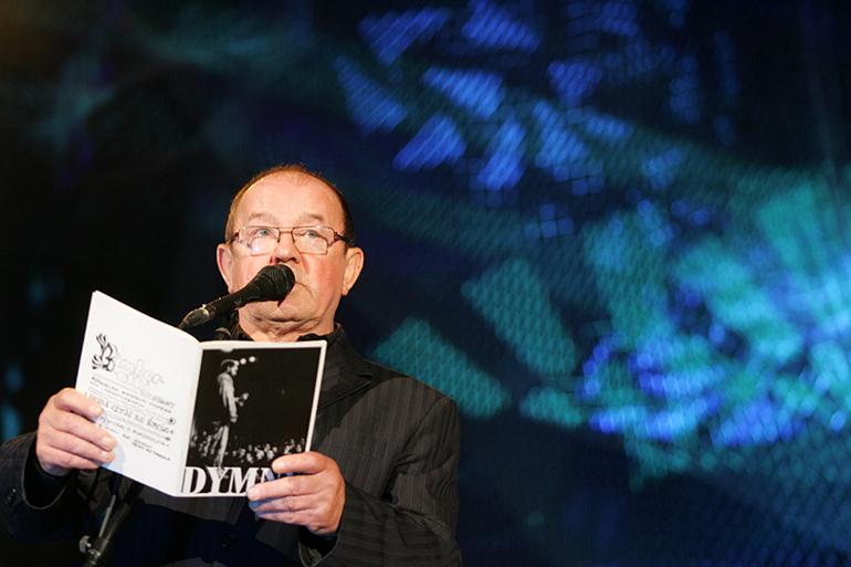 Marek Pacuła, fot. Piotr Tumidajski / Forum