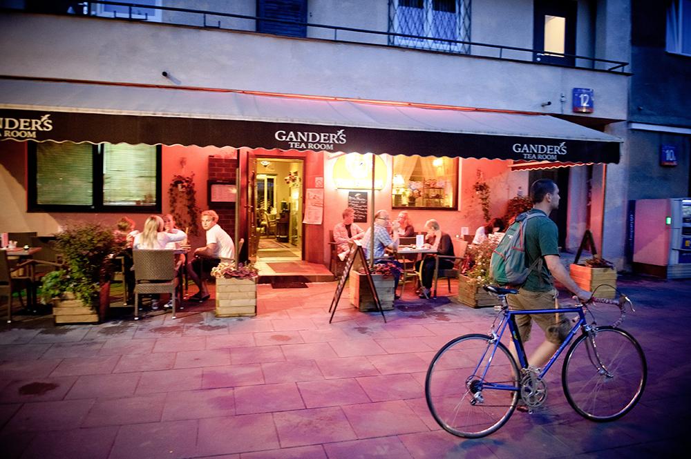 Francuska Street, Saska Kępa, photo: Wojciech Pacewicz/PAP