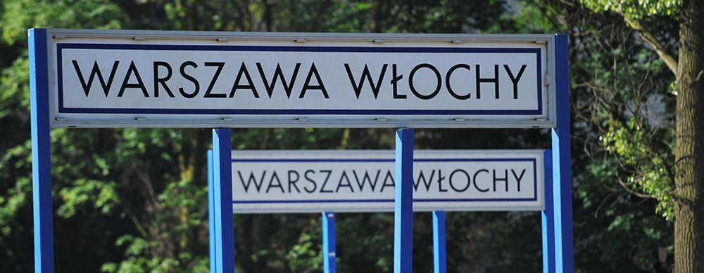 Warszawa Włochy Station, photo: Bartłomiej Zborowski / PAP