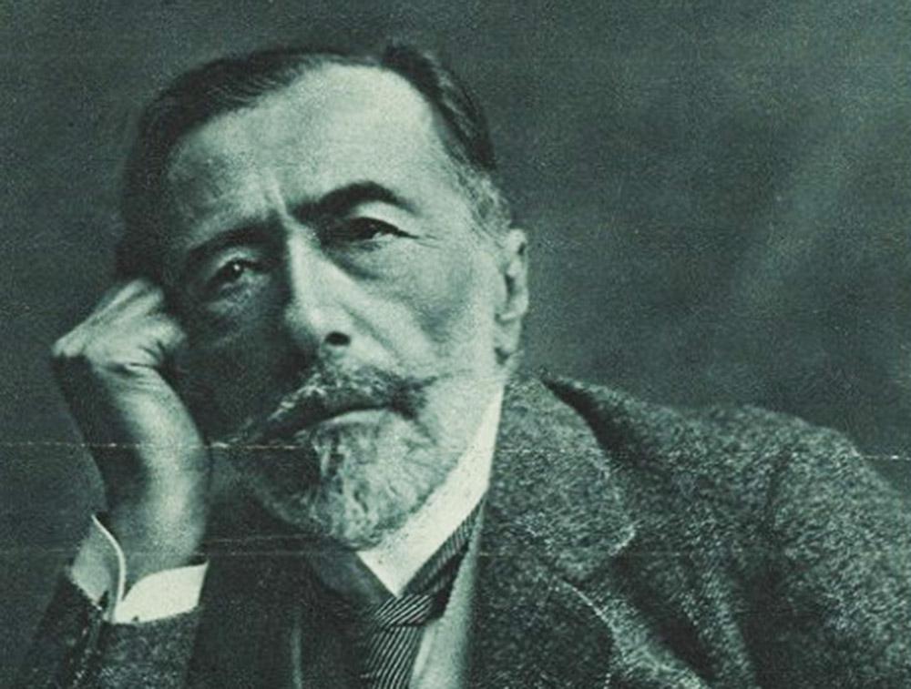 Джозеф Конрад (Юзеф Теодор Конрад Коженёвский). Фото: Wikimedia