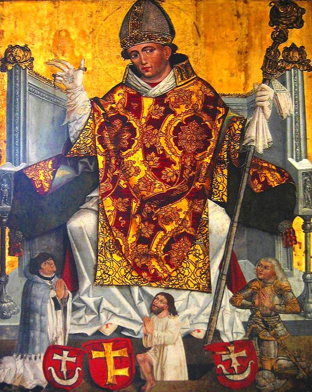 Święty Stanisław ze Szczepanowa, XVI, fot. Wikimedia