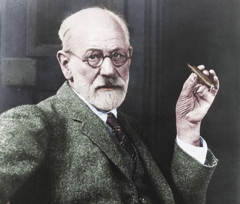 Sigmund Freud, Photo: AKG/East News