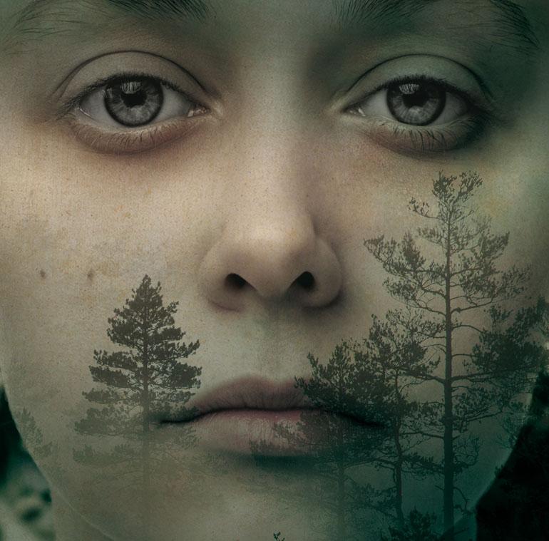 Анна Каньтох, «Милость». Фрагмент обложки