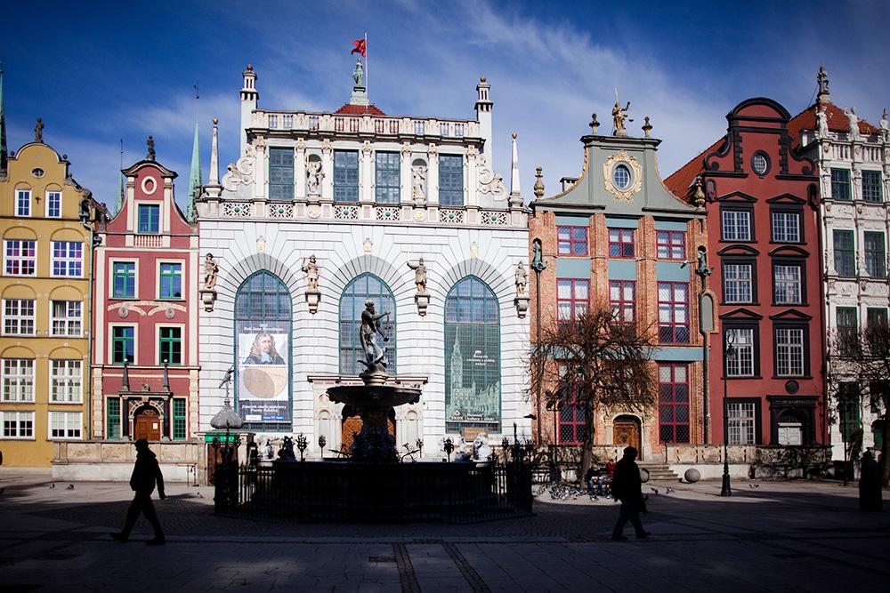 Gdańsk, photo: Łukasz Głowala / Forum