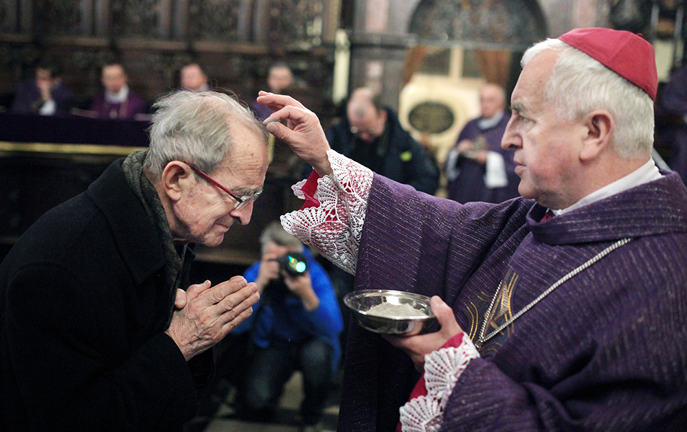 Ash Wednesday, photo: Piotr Guzik / Forum