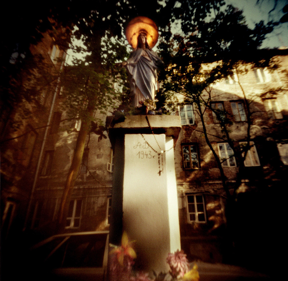 Капличка на Празі. Фото: Артур Хойні / Forum