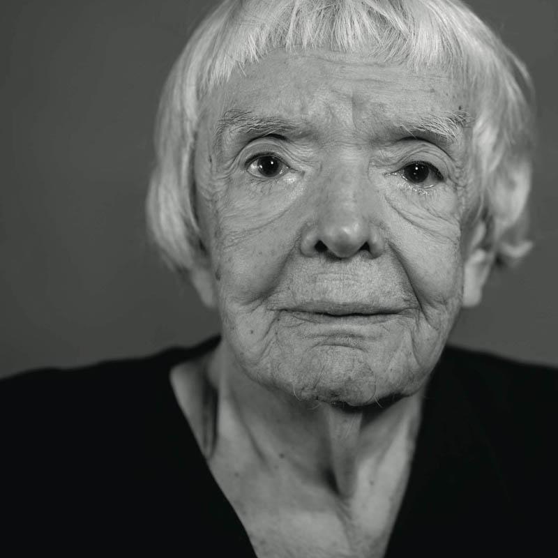 Ludmiła Alekseeva, fot. Piotr Wójcik