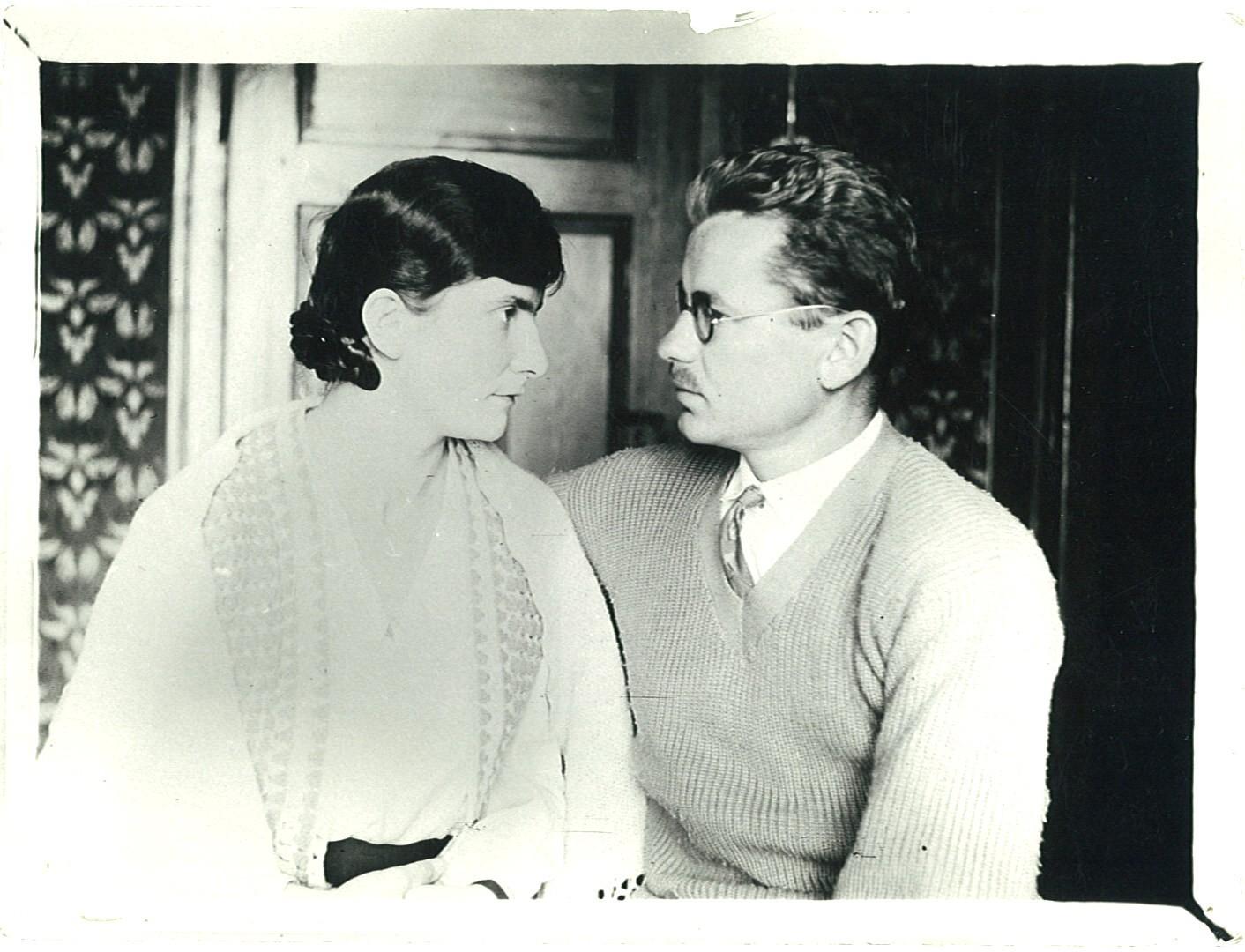 Ізабелла і Міхал Паздановські, бабуся і дідусь Ґабі. Фото: сімейний архів Паздановських