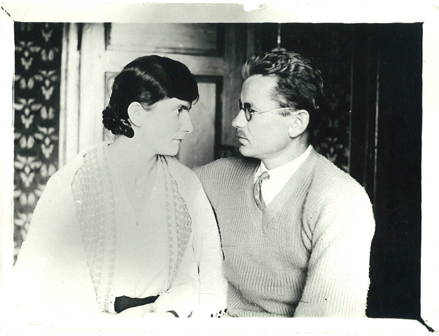 Isabella and Michał Pazdanowski, Gabi's grandparents, photo: Pazdanowski family archive