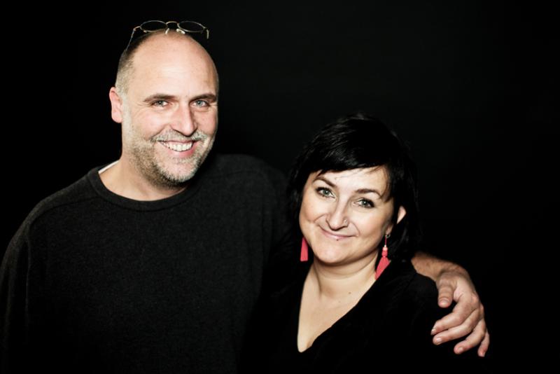 Uwe and Gabi von Seltmann, photo: Adam Golec