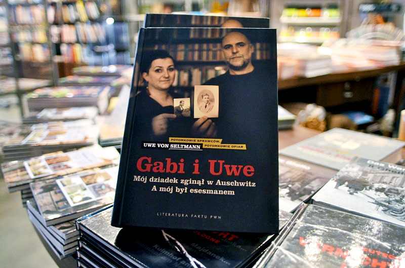 'Gabi and Uwe', the book about Gabi and Uwe's life and their ancestors, photo: Seltmann family archive
