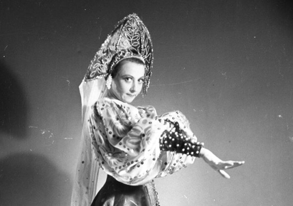 Henryka Stankiewiczówna, photo: archive WTP