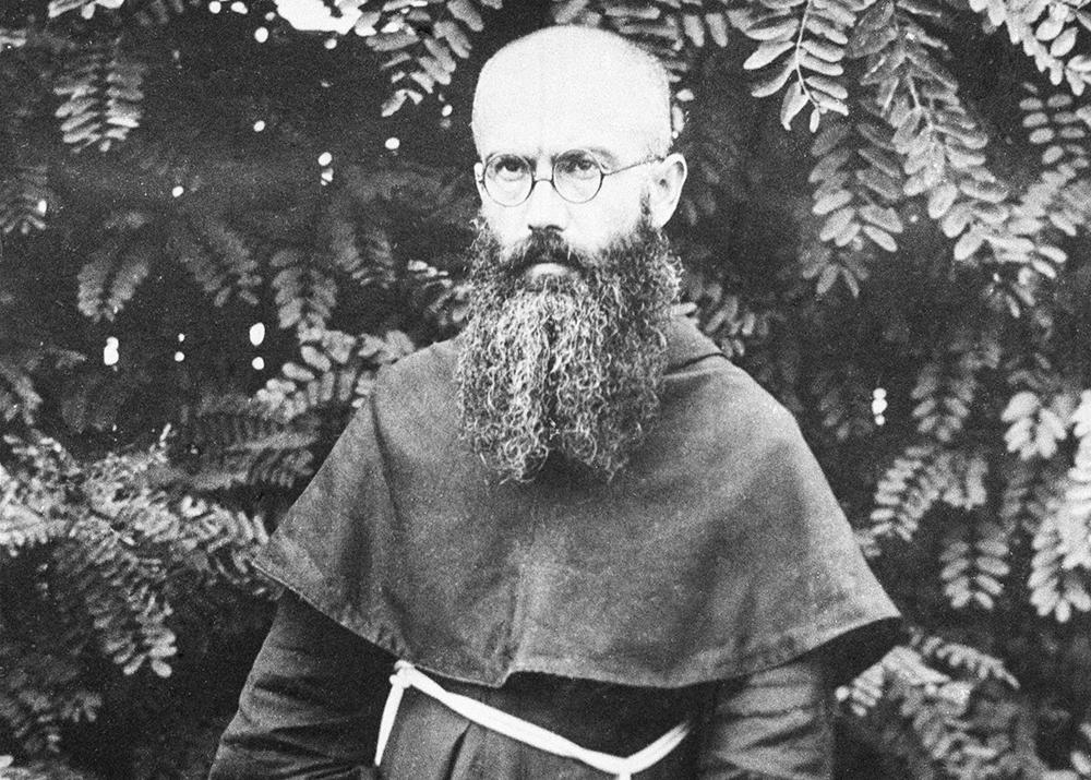 Maximilian Kolbe, photo: Laski Diffusion / East News
