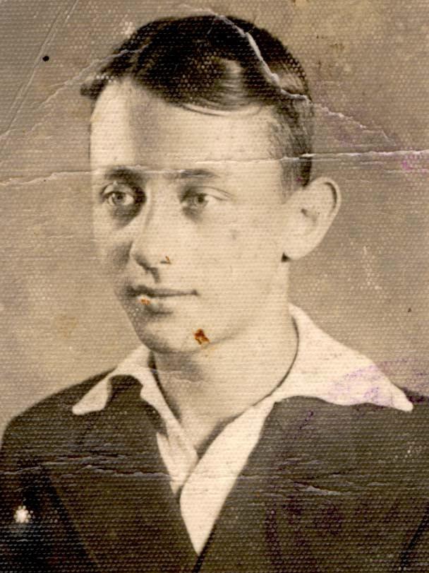 Натан Гіршхорн. Фото з цифрового архіву «Яд Вашем». База даних імен жертв Шоа