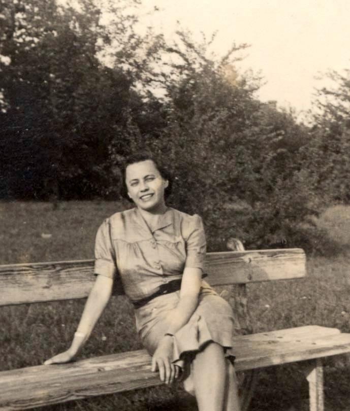Стефанія Штейн. Фото з цифрового архіву «Яд Вашем». База даних імен жертв Шоа