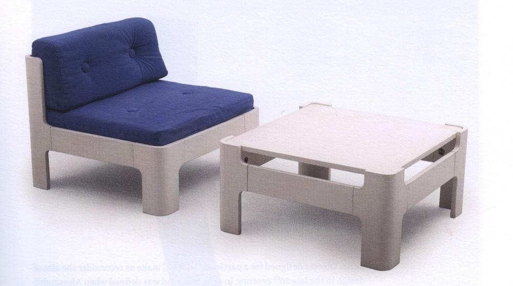 Aleksander Kuczma, Part Of The Gamma Furniture Set, Co Designer: Juliusz  Kowalski