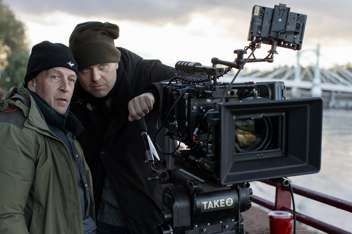 Harry Potter Camera Crew : The man behind the scenes: a chat with bafta nominated
