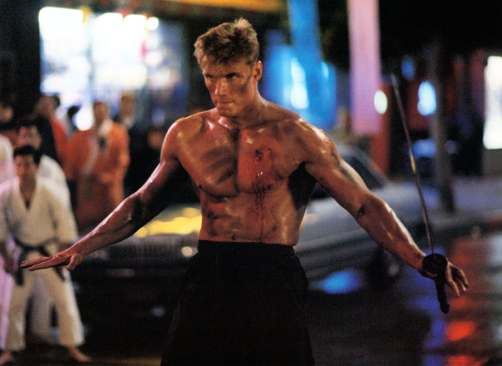 Dolph Lundgren In 'Showdown In Little Tokyo', 1991, photo: Warner Brothers/Getty Images