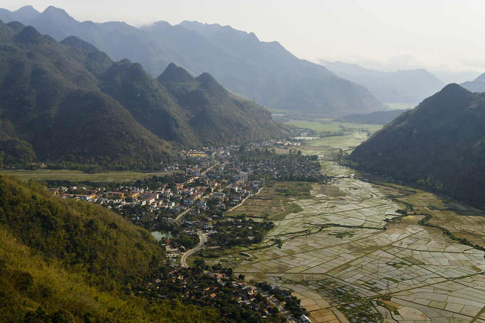 Mai Chau in Vietnam's Hoa Binh province, photo: East News