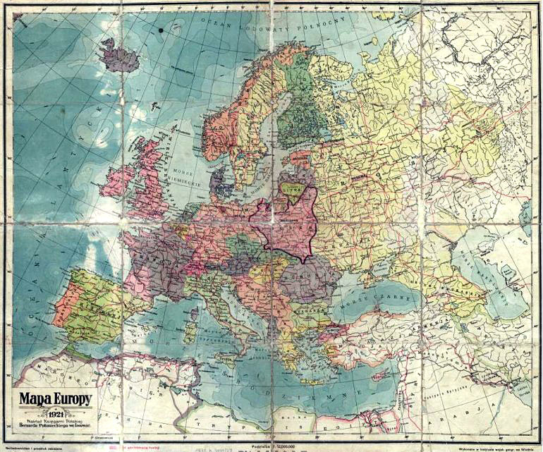 The Map Is Not The Territory How Satirists Charted Poland When It