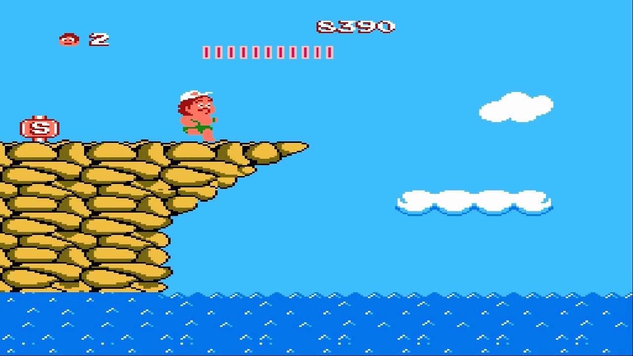 Hudson Soft's Adventure Island, photo: screenshot