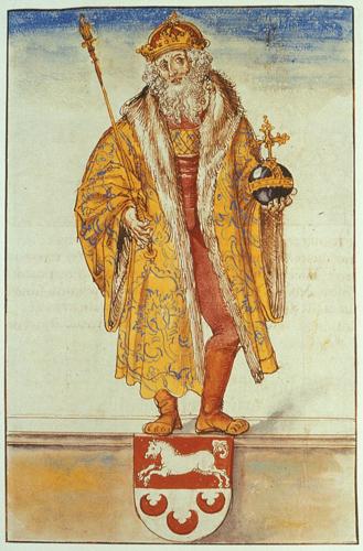 Otto I, Holy Roman Emperor, photo: wikimedia