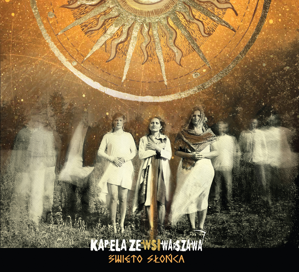 Cover of the album Sun Celebration